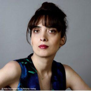 Portrait von Nana Ekvtimishvili