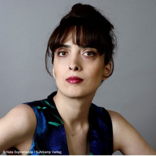 13. Januar 2019: Literatur-Apéro: Nana Ekvtimishvili liest aus «Das Birnenfeld»