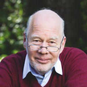 Portrait von Lukas Hartmann
